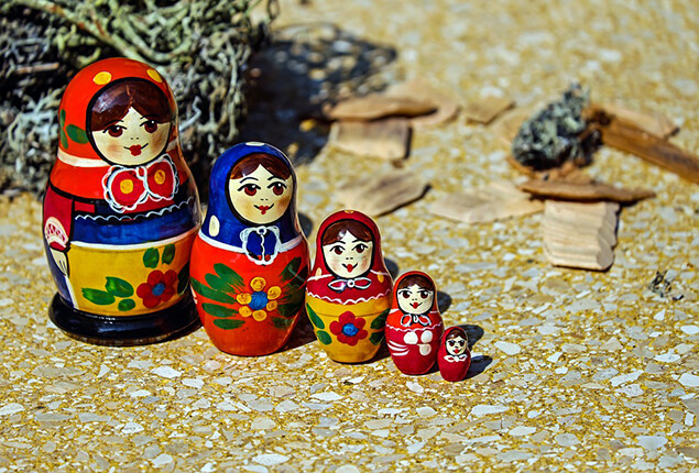 ikan relocations culture training russian dolls