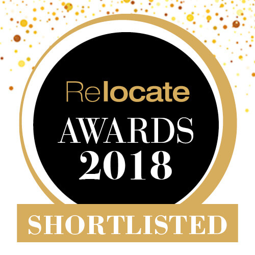 IKAN is shortlisted for the Relocate Magazine Awards for Best Technological Innovation