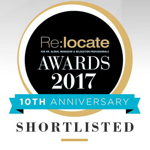 IKAN is shortlisted for the Relocate Magazine Awards for the Destination services provider of the year Ikan Milestones