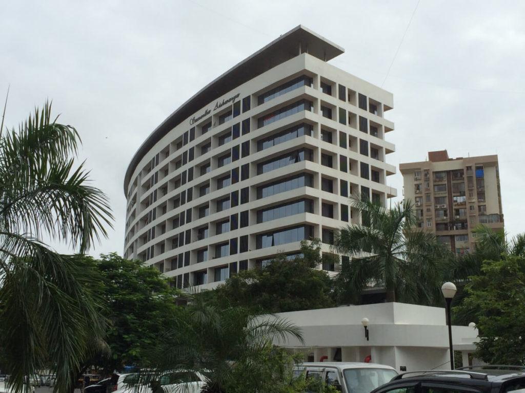 Moved into a new office in Mumbai Samarth Aishwarya Bldg Ikan Milestones