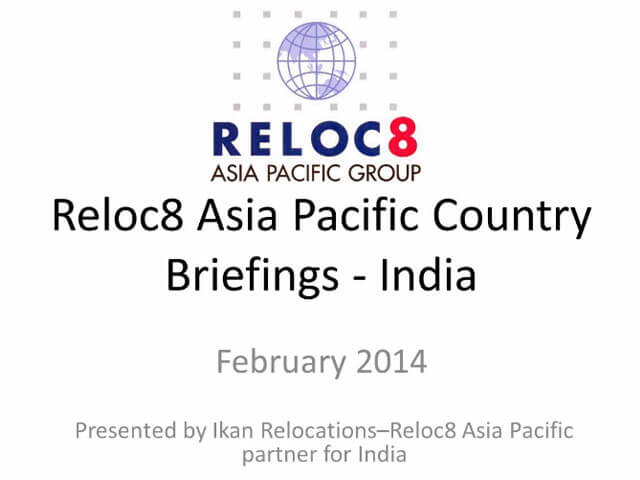 Rohit Kumar and Anjana Ganpathy conduct the first INDIA webinar as part of the RELOC8 group Ikan Milestones