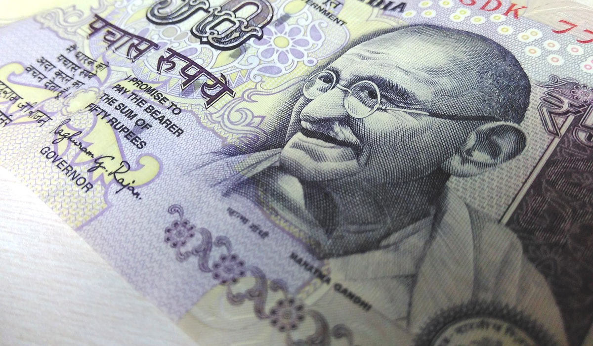 Bank Note rs50