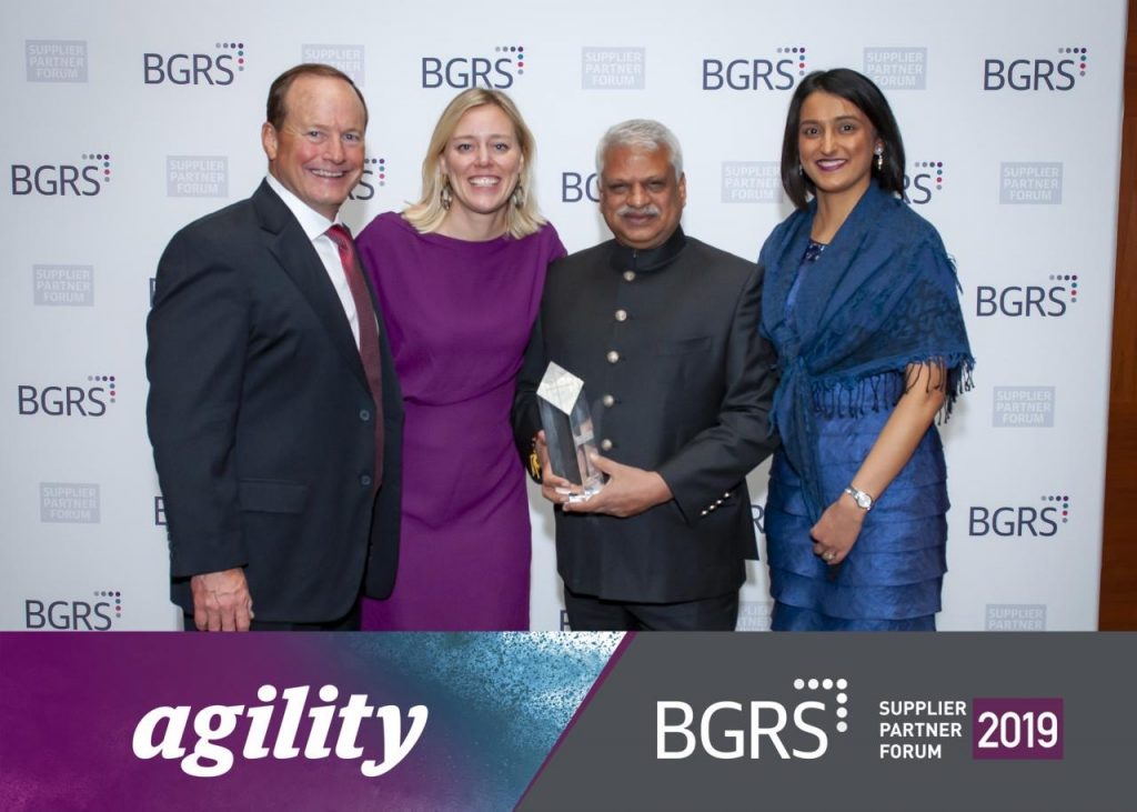 bgrs global supplier convention