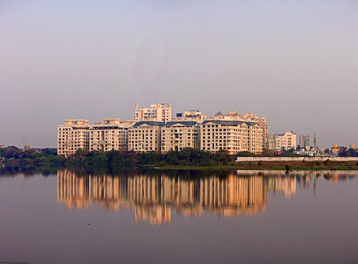 madras building